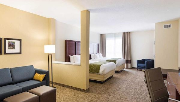 South Carolina Hotel offering Manager's Special